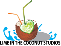 Lime In The Coconut Studios logo